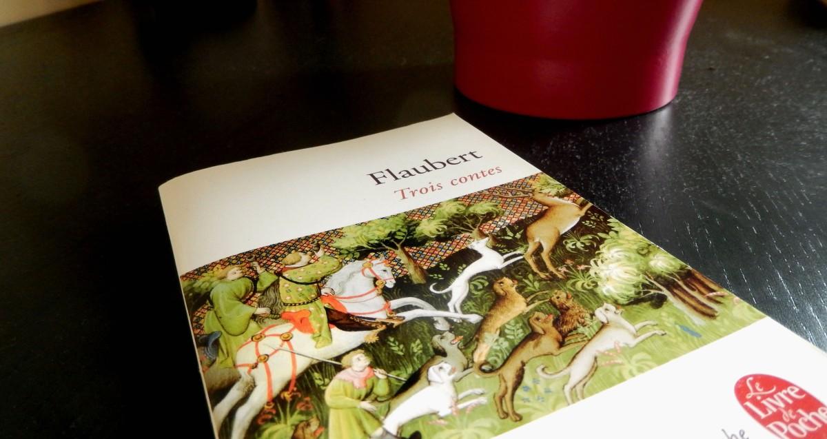 Trois contes - Flaubert
