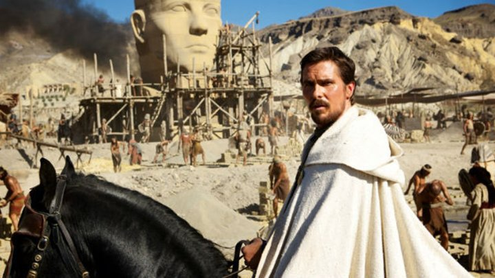 'Exodus: Gods and Kings' movie