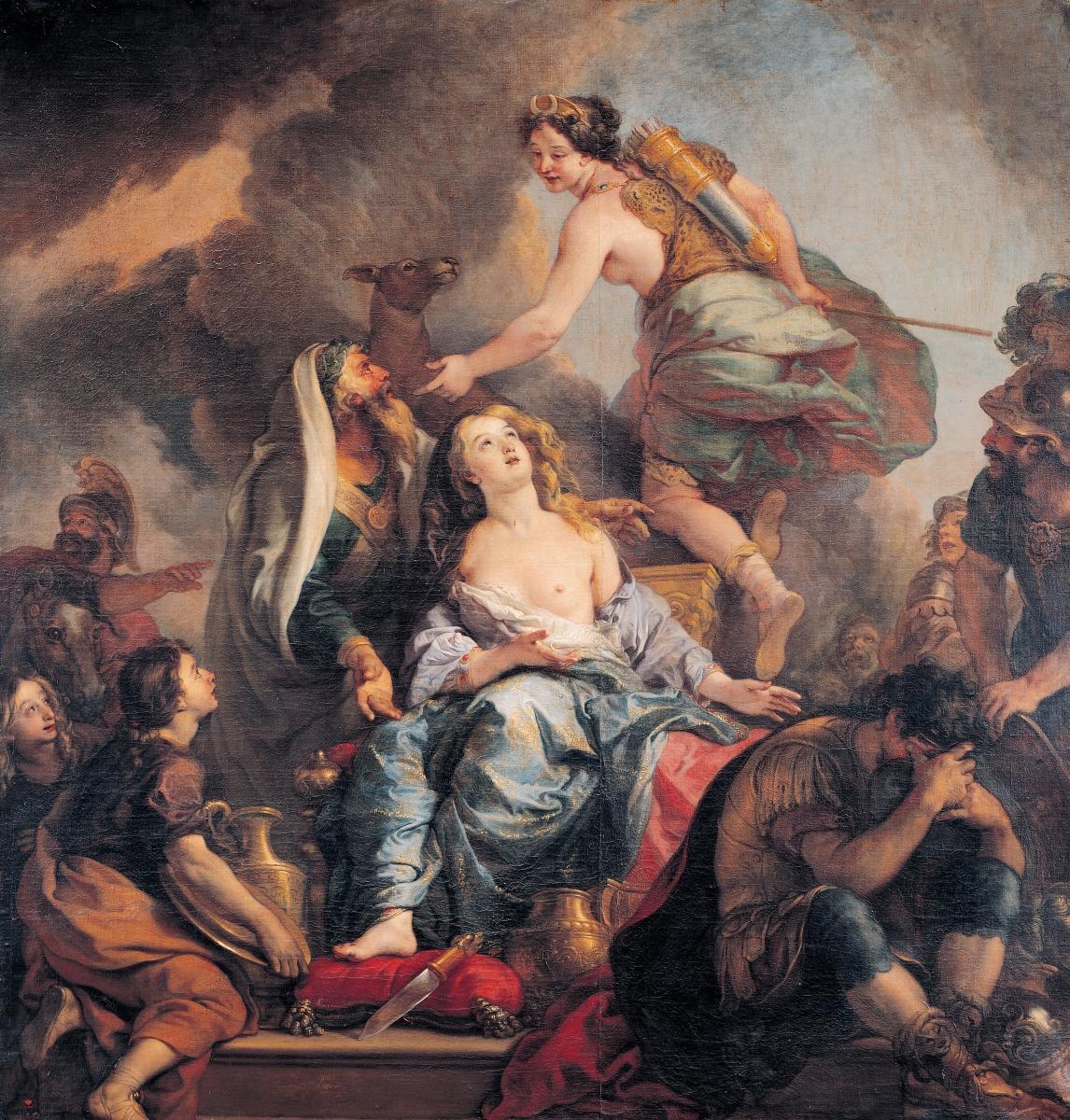 Exposition Charles de la Fosse - Château de Versailles
