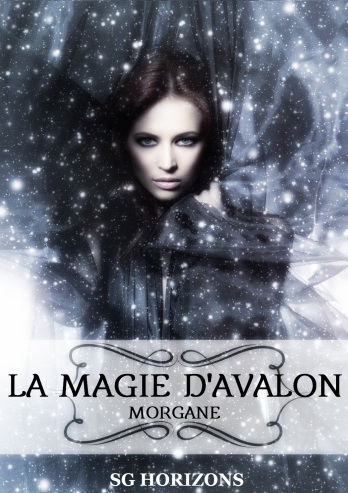 Couverture la magie d'avalon - copie